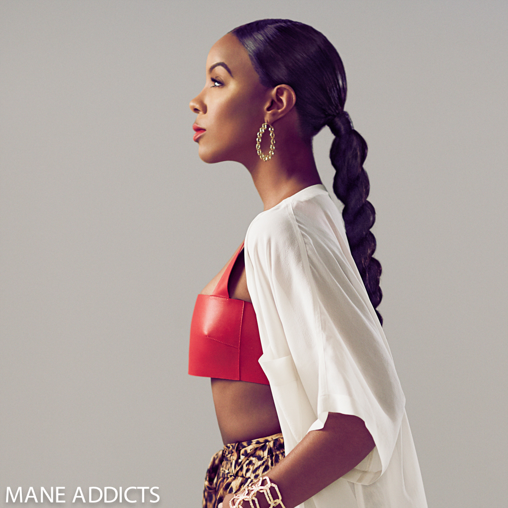 Kelly Rowland for Mane Addicts Editorial - BellaNaija - June2015001
