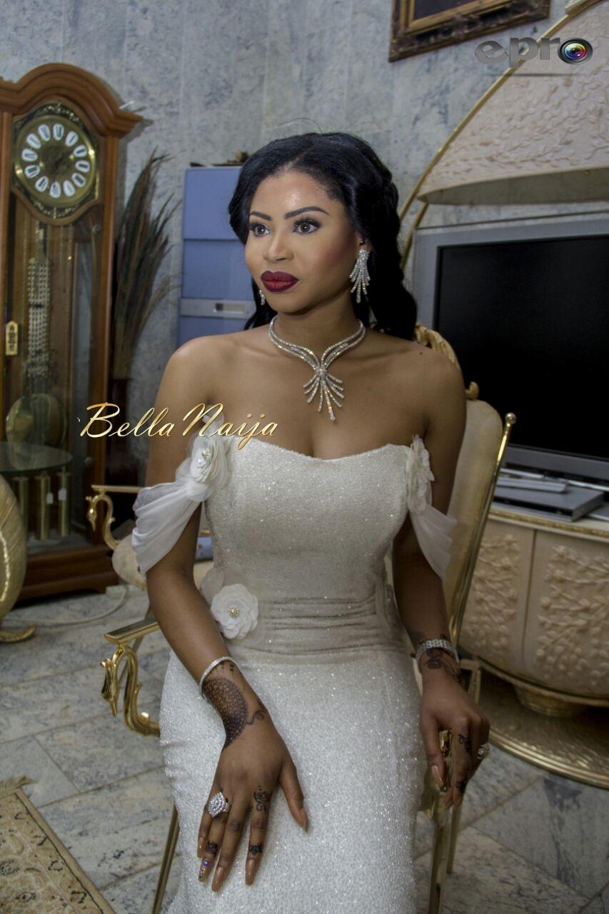 Khadijah Ahmadu Ali and Prince Abdulmalik Ogohi Wedding 13