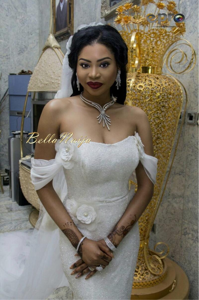 Khadijah Ahmadu Ali and Prince Abdulmalik Ogohi Wedding 3