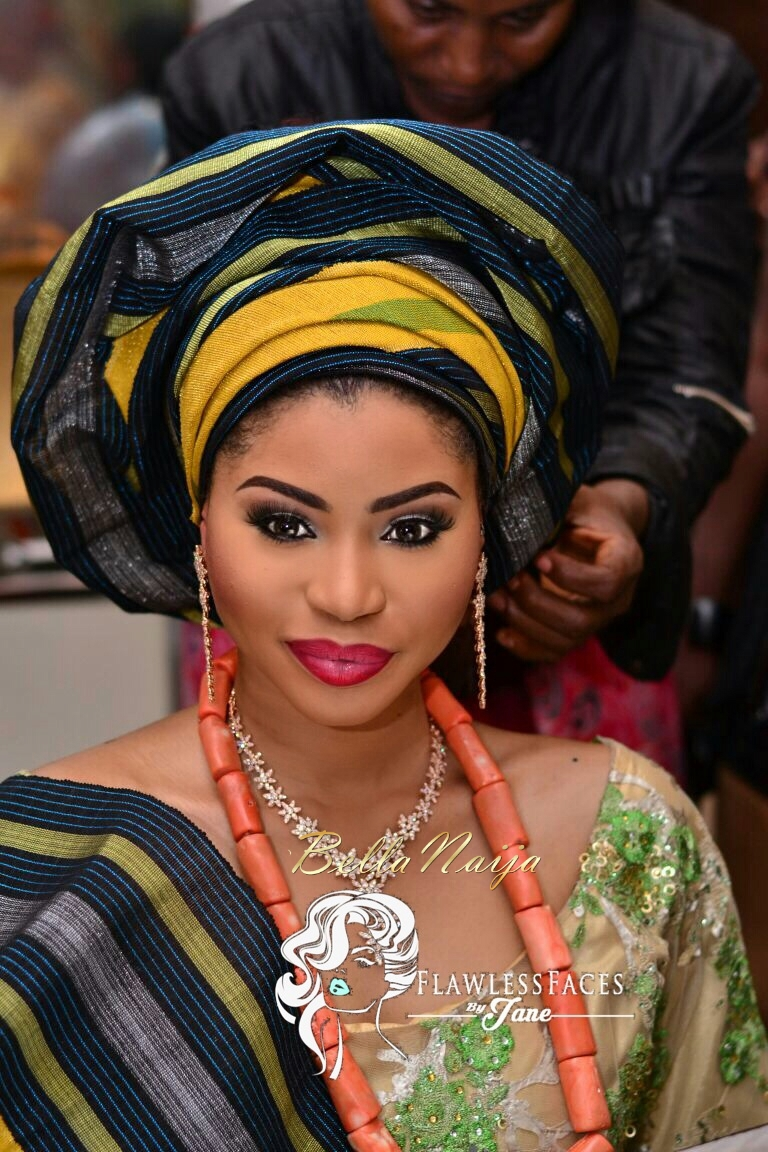 Khadijah Ahmadu Ali and Prince Abdulmalik Ogohi Wedding 9
