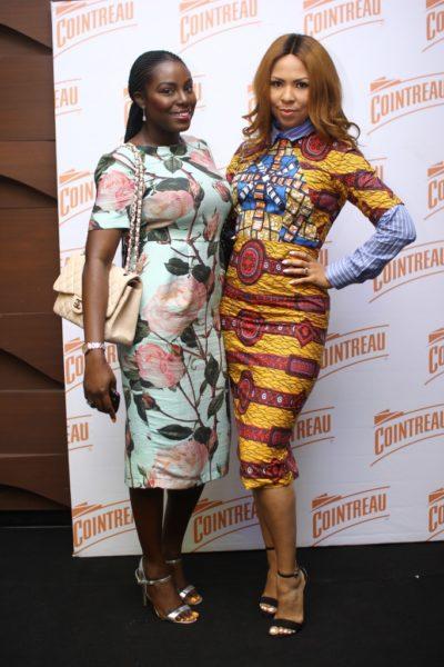 Lape Oyebanjo & Jania Ochonogor