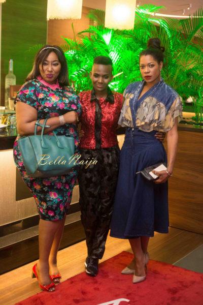 Latasha Ngwube, Ayo Elzabeth Olaogun & Yvonne Nwosu