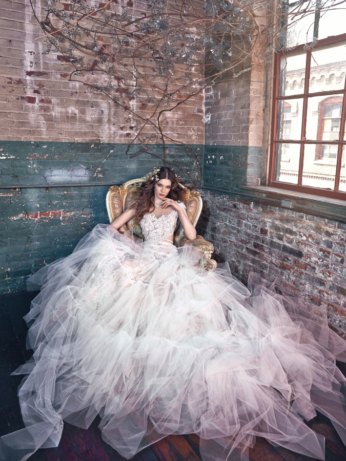 Les Reves Bohemiens-Galia Lahav Spring 2016 Collection on BellaNaija-Belle-Front