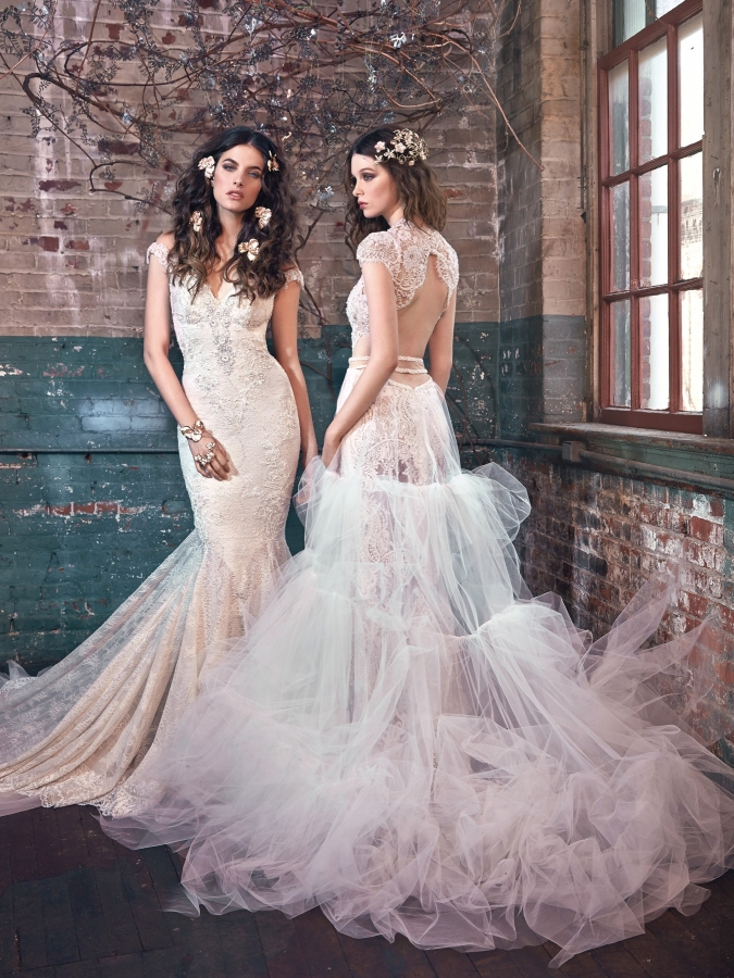 Les Reves Bohemiens-Galia Lahav Spring 2016 Collection on BellaNaija-Blossom & Belle