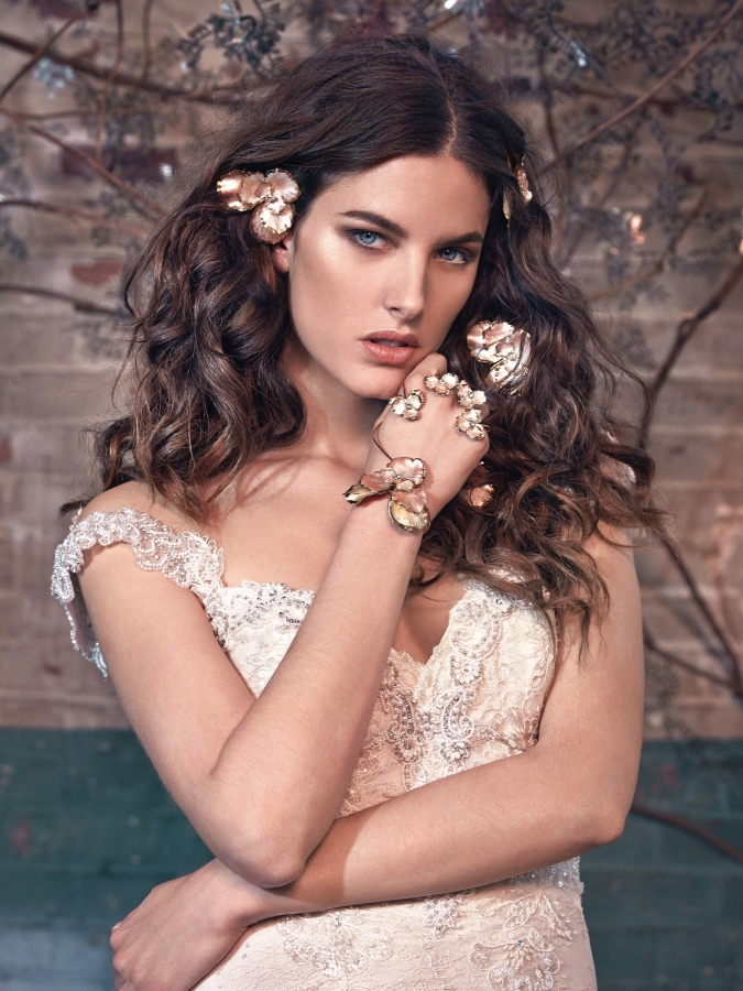 Les Reves Bohemiens-Galia Lahav Spring 2016 Collection on BellaNaija-Blossom-Zoom
