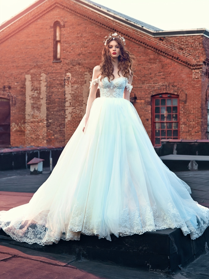 Les Reves Bohemiens-Galia Lahav Spring 2016 Collection on BellaNaija-Cinderella-Front