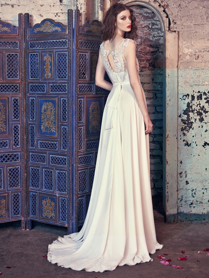 Les Reves Bohemiens-Galia Lahav Spring 2016 Collection on BellaNaija-Donna-Back