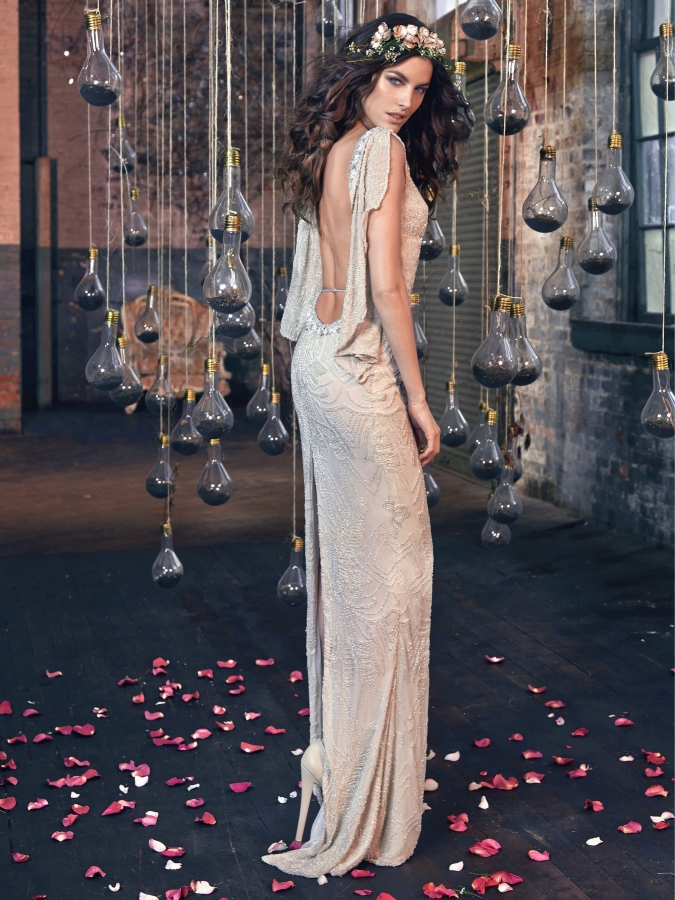 Les Reves Bohemiens-Galia Lahav Spring 2016 Collection on BellaNaija-Gemma-Back