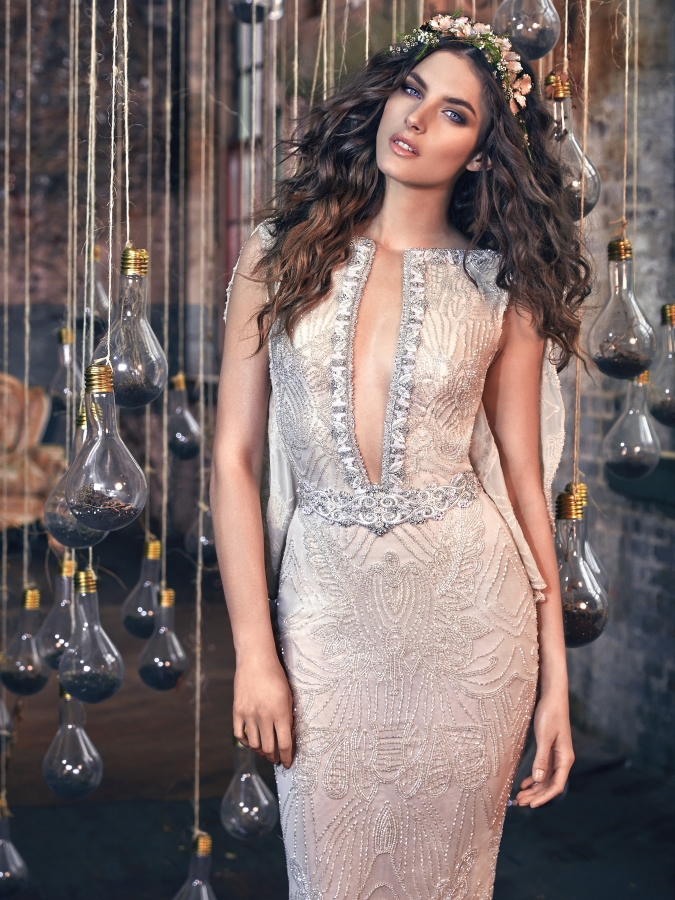 Les Reves Bohemiens-Galia Lahav Spring 2016 Collection on BellaNaija-Gemma-Front