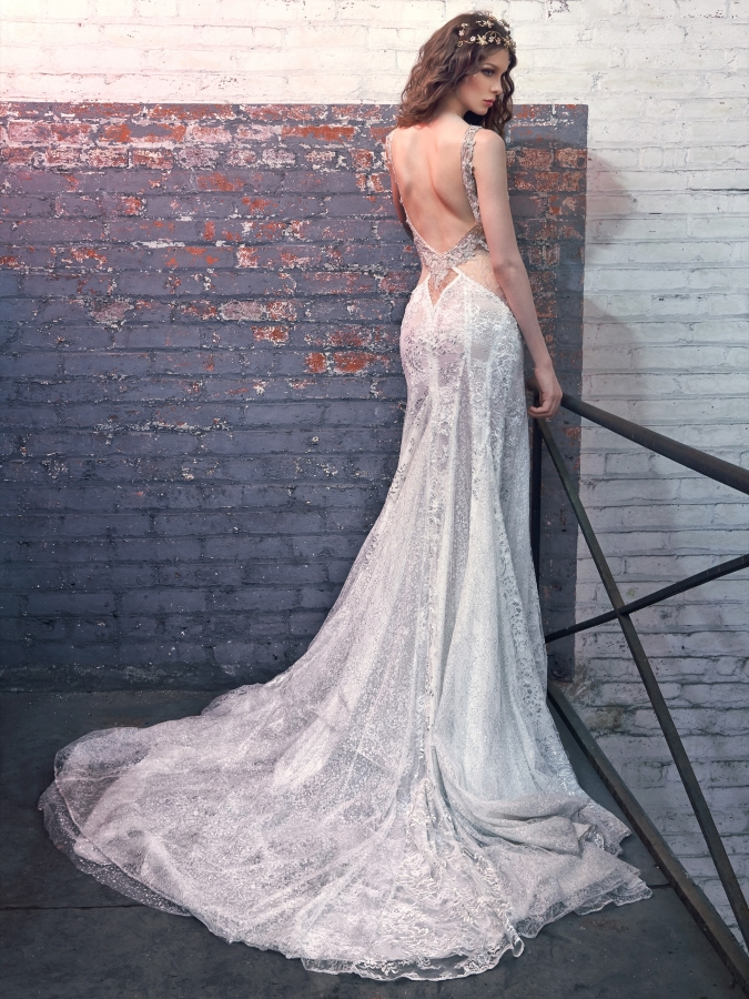 Les Reves Bohemiens-Galia Lahav Spring 2016 Collection on BellaNaija-Jade-Back