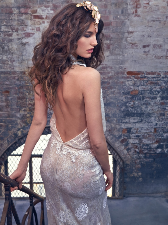 Les Reves Bohemiens-Galia Lahav Spring 2016 Collection on BellaNaija-Savannah-Back