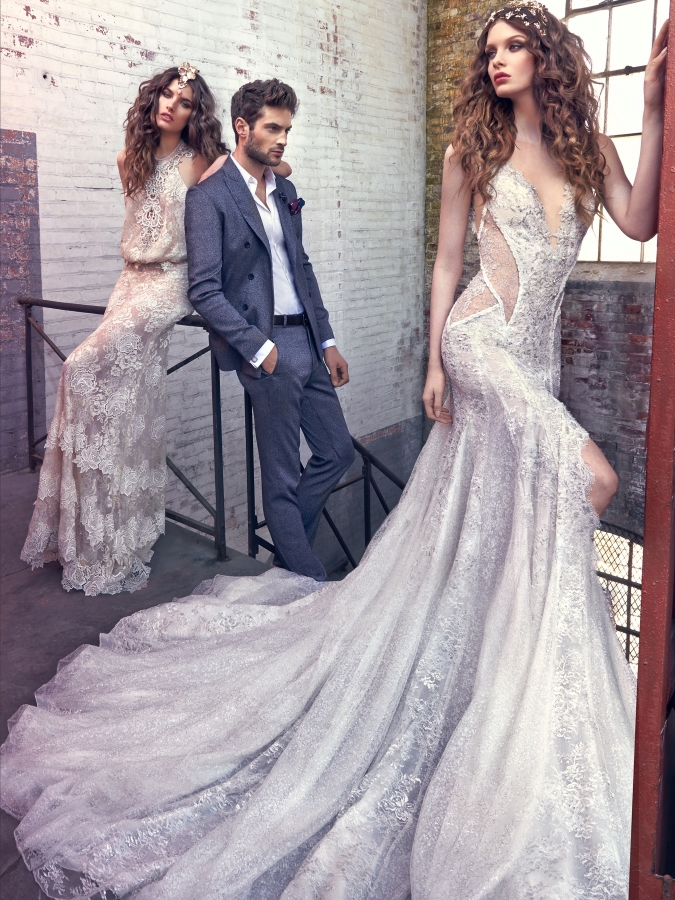 Les Reves Bohemiens-Galia Lahav Spring 2016 Collection on BellaNaija-Savannah & Jade