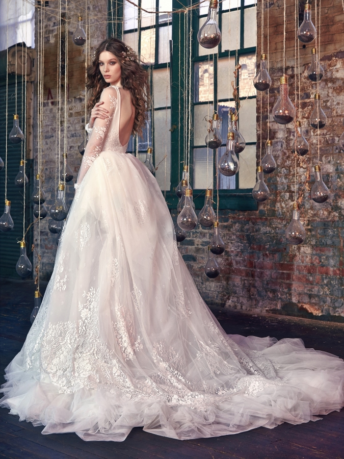 Les Reves Bohemiens-Galia Lahav Spring 2016 Collection on BellaNaija-Snow White-Back