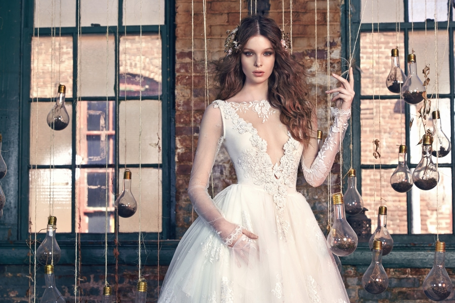 Les Reves Bohemiens-Galia Lahav Spring 2016 Collection on BellaNaija-Snow White-Zoom