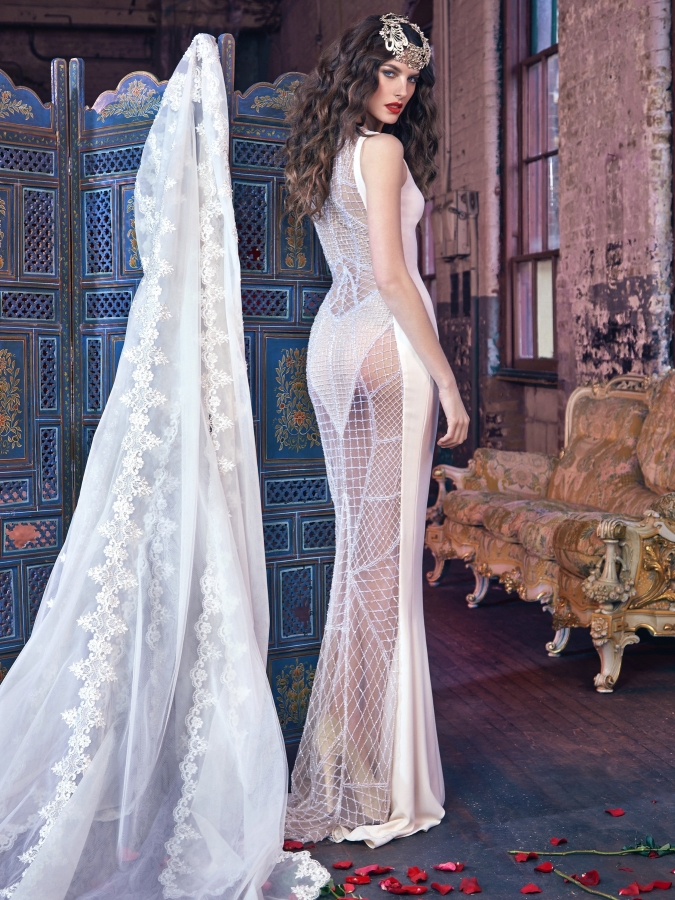 Les Reves Bohemiens-Galia Lahav Spring 2016 Collection on BellaNaija-Wendy-Back