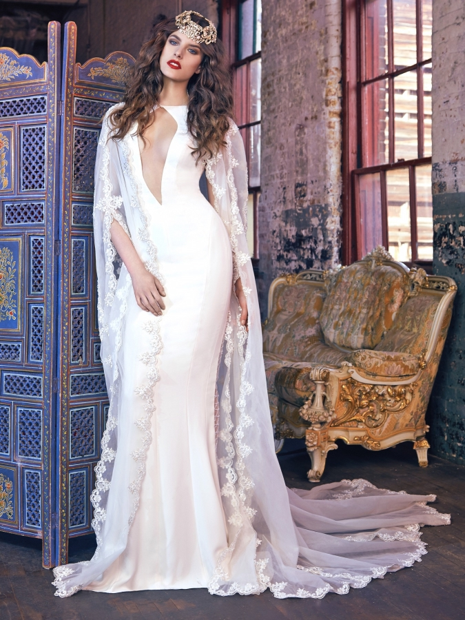 Les Reves Bohemiens-Galia Lahav Spring 2016 Collection on BellaNaija-Wendy-Front