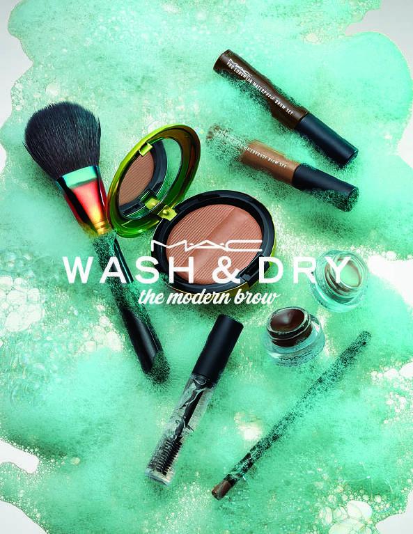 MAC Wash & Dry Collection Campaign - BellaNaija - June 2015 (1)