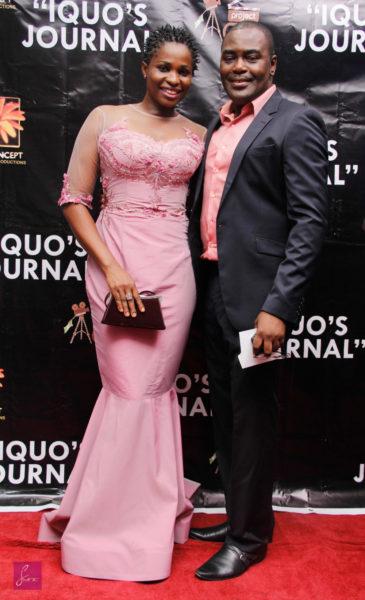 Blessing Egbe & Kiki Frank Osodi