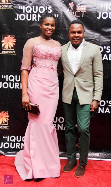 Blessing Egbe & Femi Jacobs