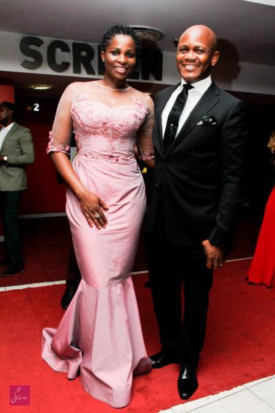 Blessing Egbe and Emeka Nwokolo