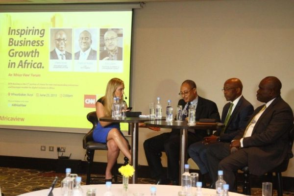 MTN & CNN Africa View Forum  - BellaNaija - June - 2015 - image002
