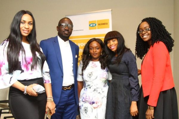 MTN & CNN Africa View Forum  - BellaNaija - June - 2015 - image004