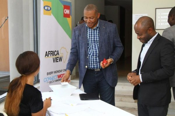 MTN & CNN Africa View Forum  - BellaNaija - June - 2015 - image015
