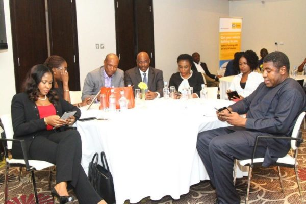 MTN & CNN Africa View Forum  - BellaNaija - June - 2015 - image016