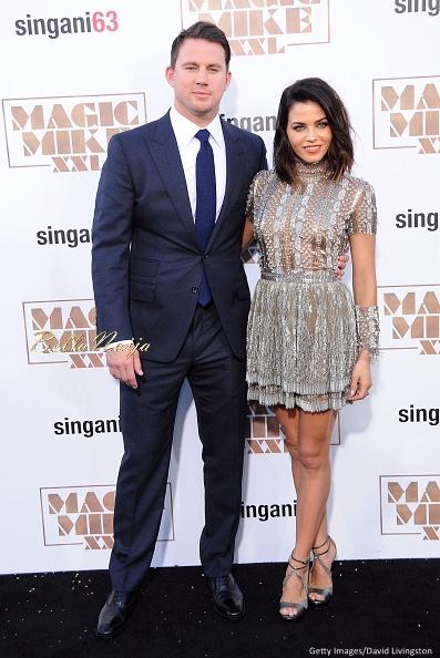 Jenna Dewan & Channing Tatum