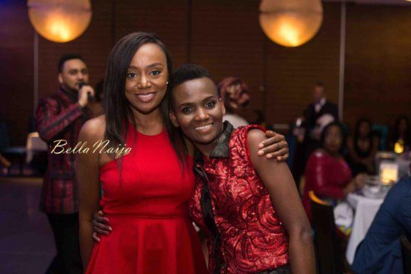 Michelle Dede & Ayo Elizabeth Olaogun
