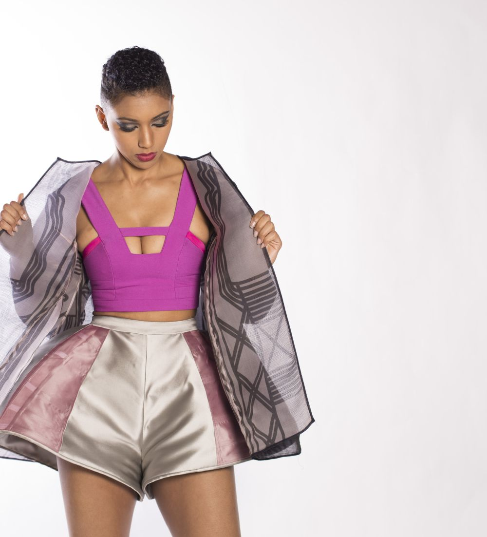 Mimine Ag Meet Donna SS2015 Collection Lookbook - Bellanaija - June2015004