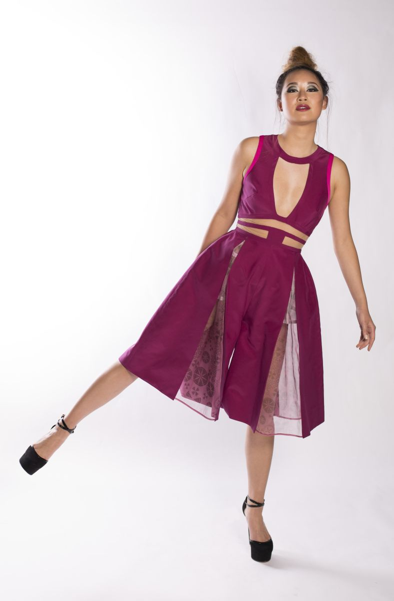 Mimine Ag Meet Donna SS2015 Collection Lookbook - Bellanaija - June2015016