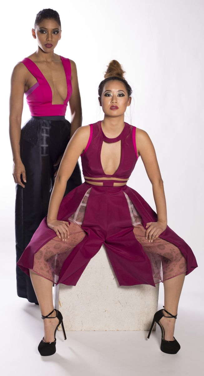 Mimine Ag Meet Donna SS2015 Collection Lookbook - Bellanaija - June2015024