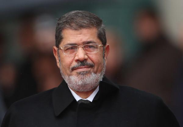 Egypt court upholds life sentence against Morsi