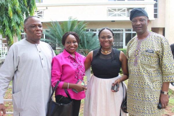 Gbolade Osibodu, Abiola Agbaje, Olufunlola Aderinokun &  Jimi Agbaje