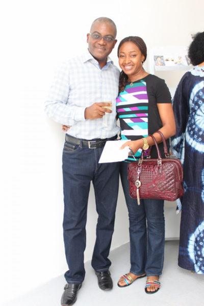 Mr & Mrs Adewusi