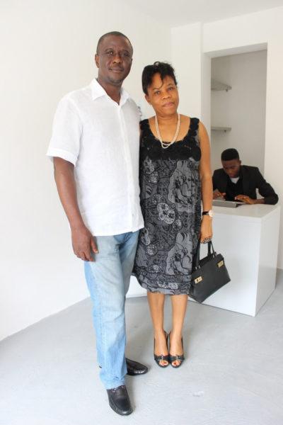Mr & Mrs Fagbemi