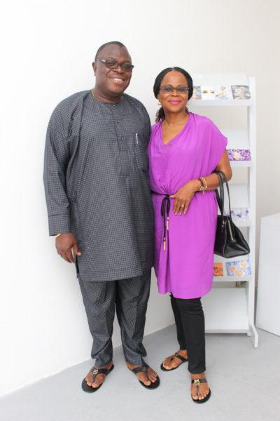 Mr & Mrs Imoyo