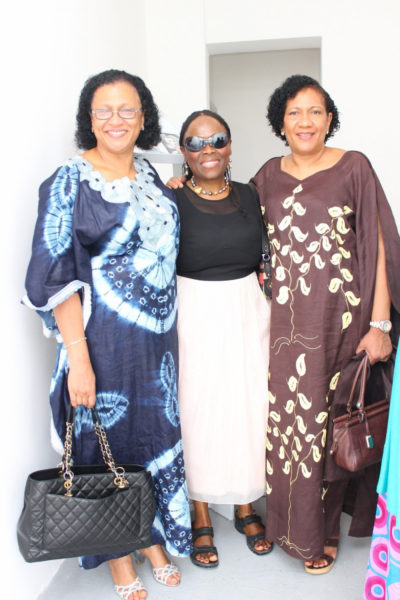 Harriet Agusto, Olufunlola Aderinokun & Mudafiat Brown