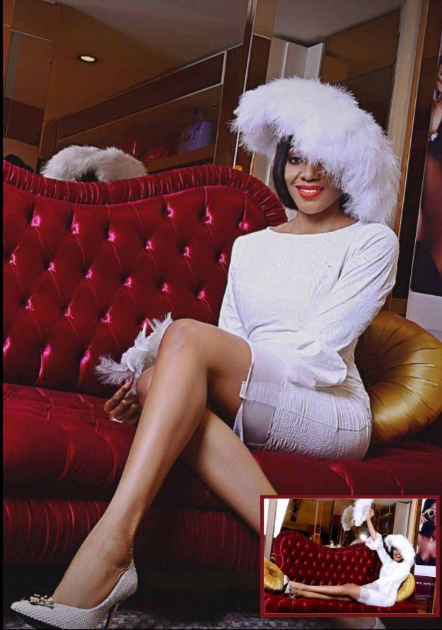 Munachi Abii for The Celebrity Shoot - Bellanaija - June2015005