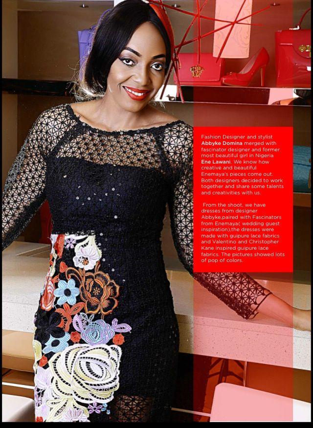 Munachi Abii for The Celebrity Shoot - Bellanaija - June2015007