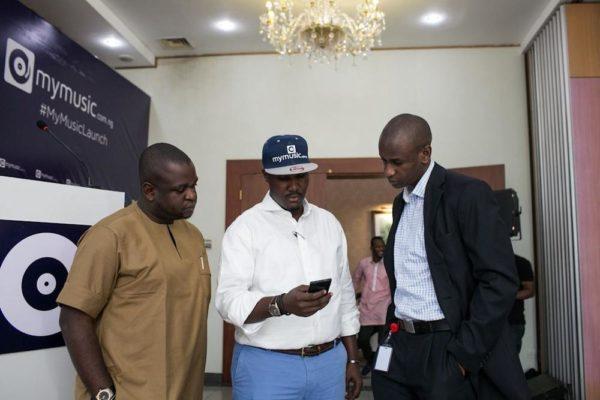 [L-R] Kayode Adegbola, Damola Taiwo & Tosin Tomori