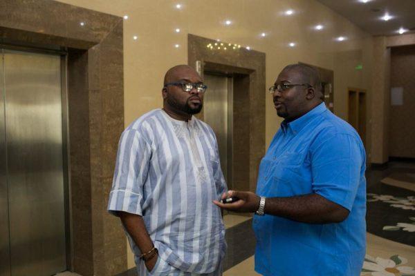 Wale Agbaje & Damola Layade