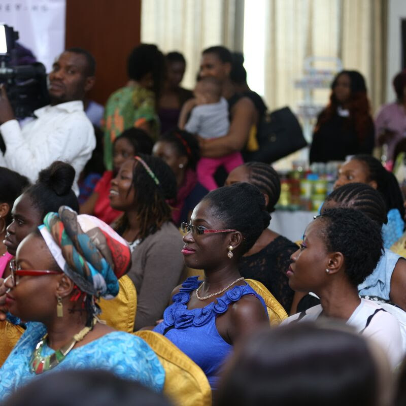 Naija Hair Can Grow Salon Day Out 2015 - BellaNaija  - June2015
