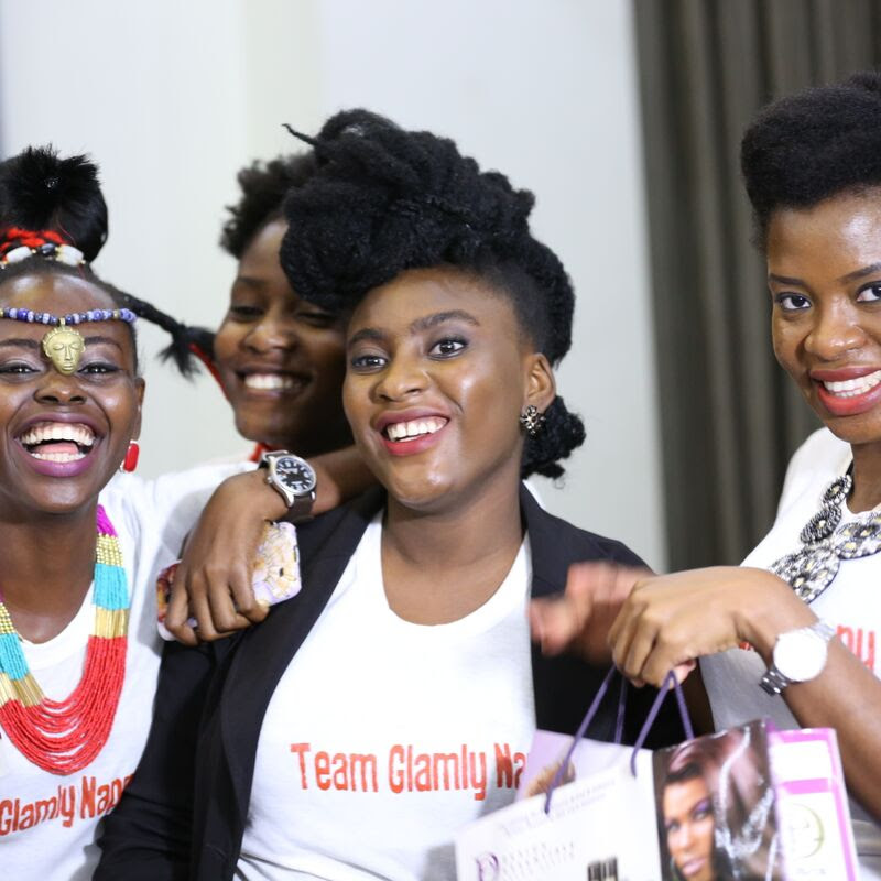 Naija Hair Can Grow Salon Day Out 2015 - BellaNaija  - June20150014