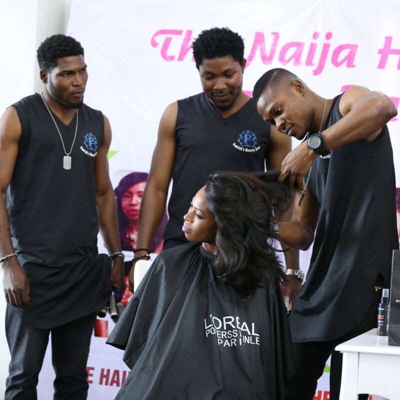 Naija Hair Can Grow Salon Day Out 2015 - BellaNaija  - June20150018