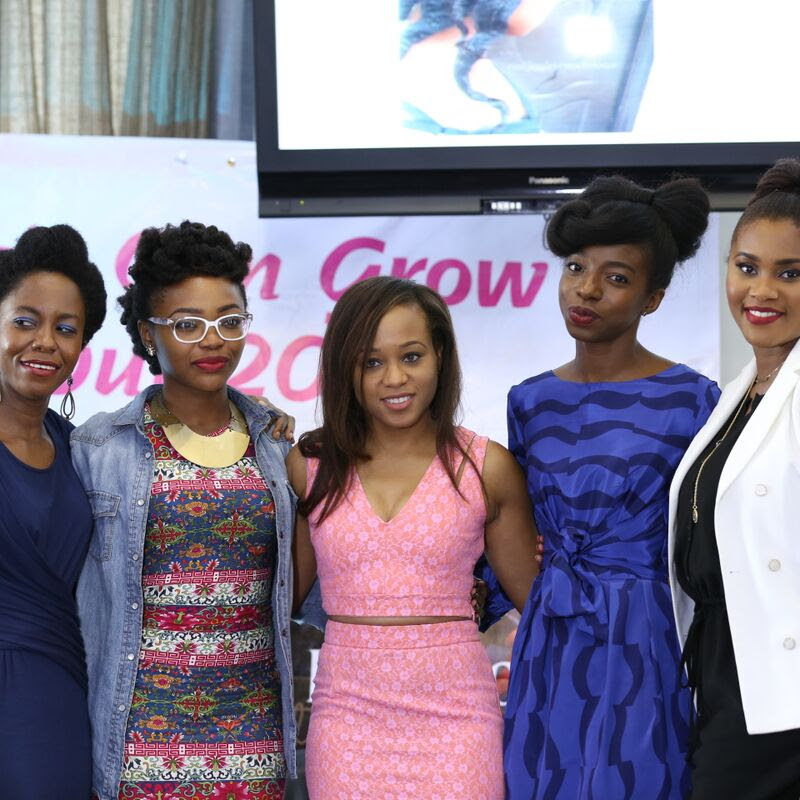 Naija Hair Can Grow Salon Day Out 2015 - BellaNaija  - June20150019