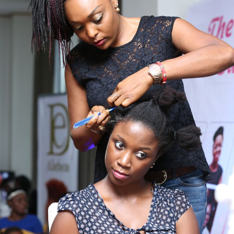 Naija Hair Can Grow Salon Day Out 2015 - BellaNaija  - June20150021