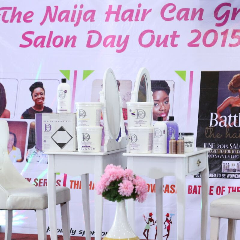 Naija Hair Can Grow Salon Day Out 2015 - BellaNaija  - June20150025