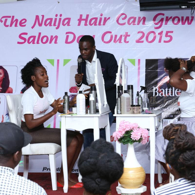 Naija Hair Can Grow Salon Day Out 2015 - BellaNaija  - June2015004